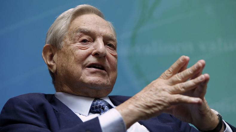 """Die Personifikation der """"Werte"""": Financial Times küren Georges Soros zur Person des Jahres"""