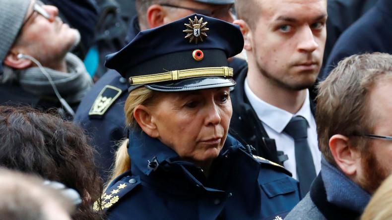 Gefühlte Unsicherheit: Traut sich Berlins Polizeipräsidentin nicht zum Joggen aufs Tempelhofer Feld?