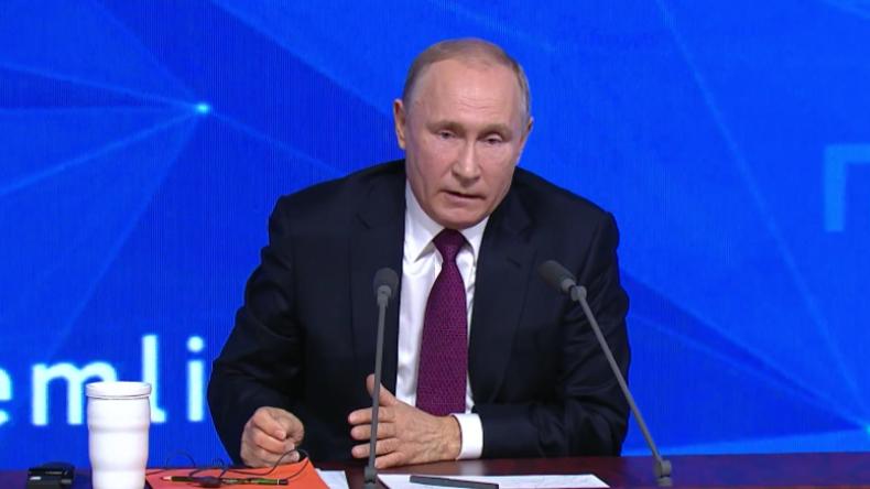 """Was denkt Putin über US-Rückzug aus Syrien? """"Das sagen sie auch seit 17 Jahren in Afghanistan"""""""
