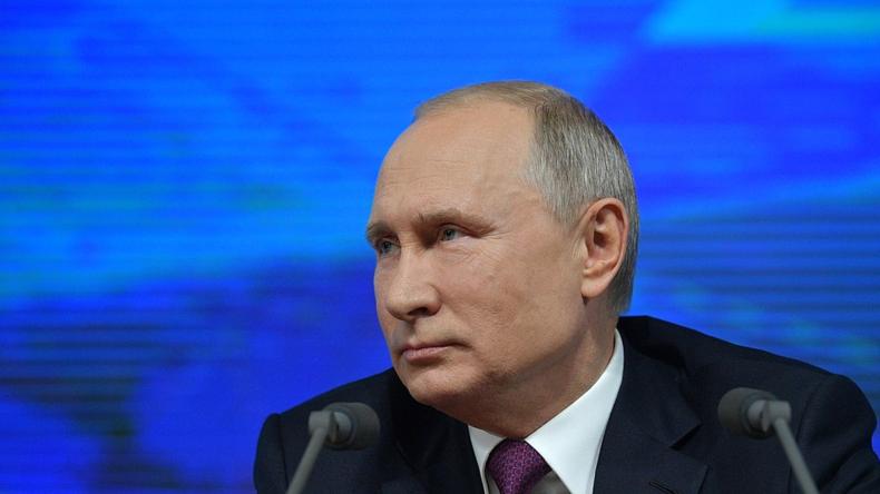 Russischer Präsident äußert sich zu Protesten der Gelbwesten in Frankreich