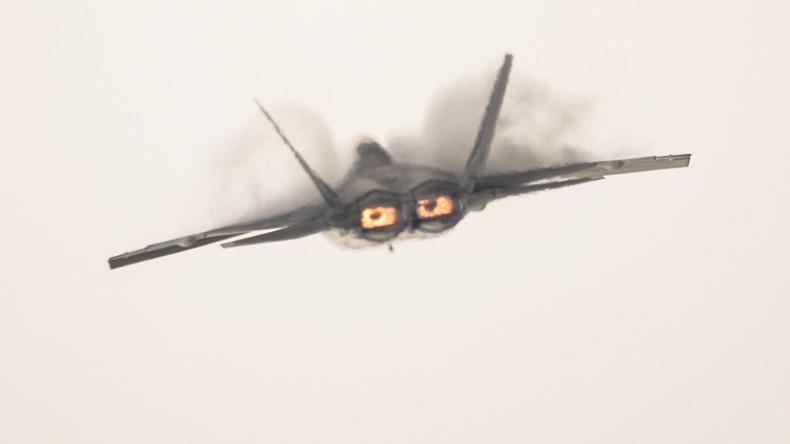 """USA beenden auch Luftkrieg gegen """"Islamischen Staat"""" in Syrien"""