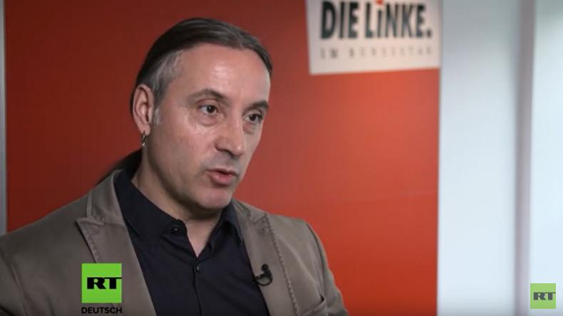 Linken-Politiker Neu über Kosovo-Armee: Schritt, der mit dem Krieg 1999 anvisiert wurde (Video)