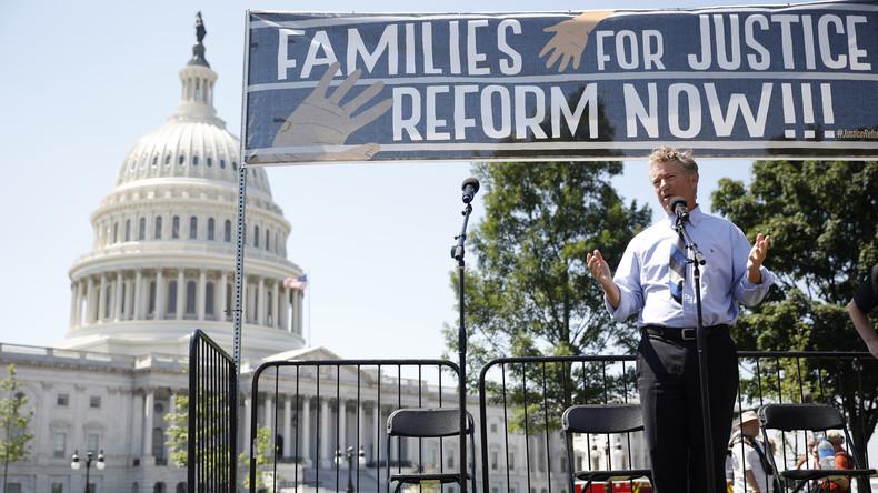 USA: Jeder Zweite hatte ein Familienmitglied im Gefängnis