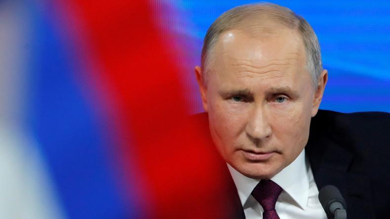 Rückblick auf Jahrespressekonferenz: Putin stellt sich kritischen Fragen