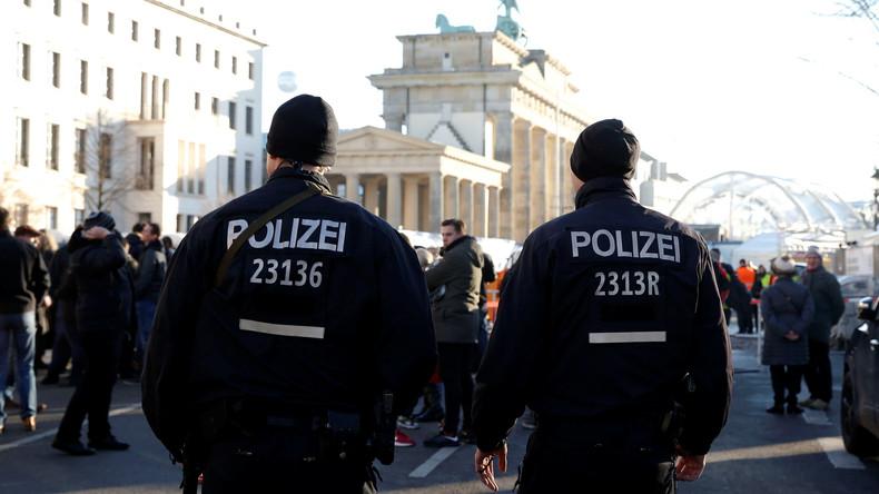 Berliner Polizist wegen Vergewaltigung  in Untersuchungshaft