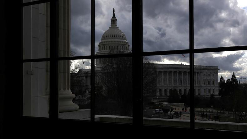 """""""Shutdown"""" in USA: Regierungsgeschäfte liegen teilweise lahm"""