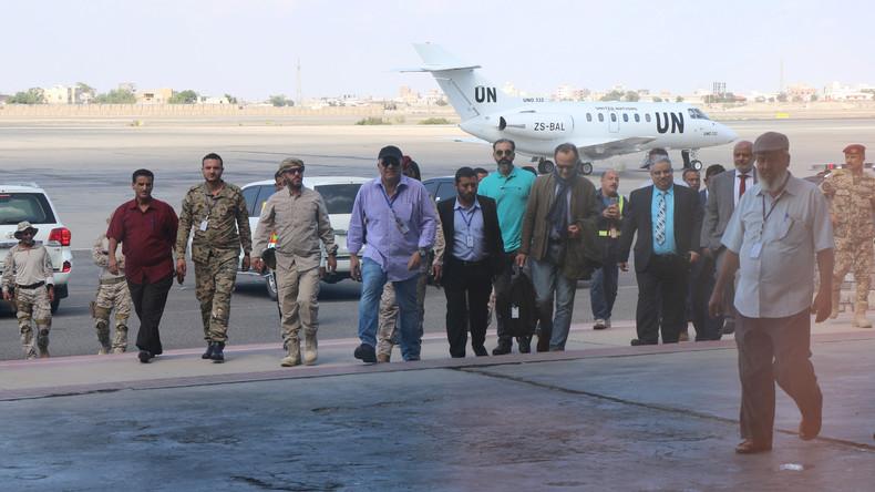 Leiter der UN-Beobachtermission reist in den Jemen