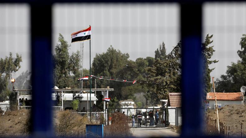 Israel will nach US-Truppenabzug weiter gegen Irans Präsenz in Syrien kämpfen