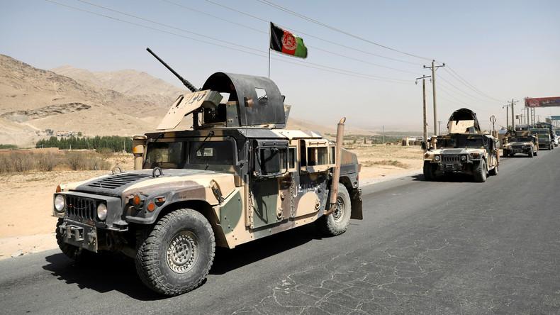Afghanistan tauscht Verteidigungs- und Innenminister aus