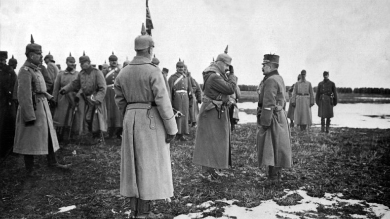 Zur Entwicklung des Verhältnisses des deutschen Imperialismus gegenüber der Ukraine - Teil 1