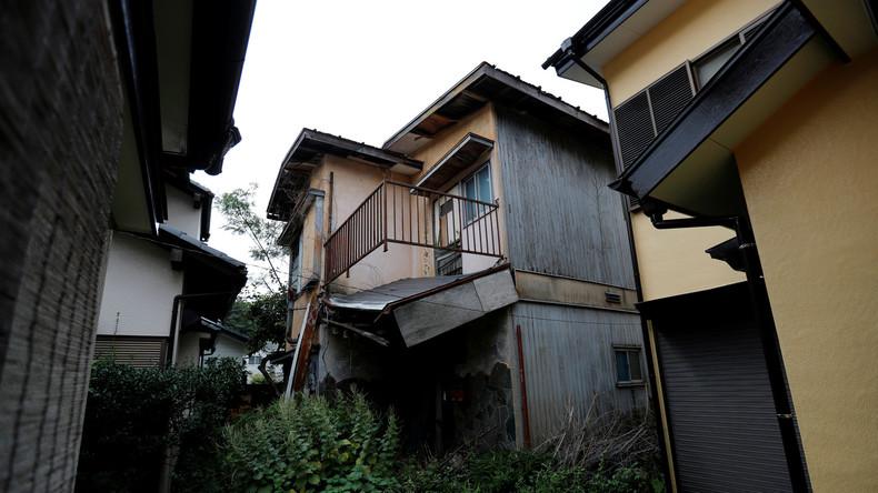 Weil die Bevölkerungszahl abnimmt: Japan verschenkt Häuser