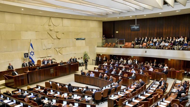 Israels Koalitionschefs lösen Parlament auf und kündigen Neuwahlen im April an