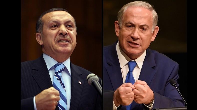 """""""Staatsterrorchef"""" gegen """"antisemitischen Diktator"""": Netanjahu und Erdoğan tauschen Nettigkeiten aus"""