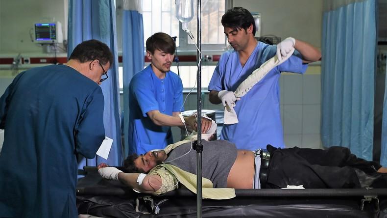 Anschlag auf Regierungsgebäude in Kabul fordert mindestens 43 Opfer