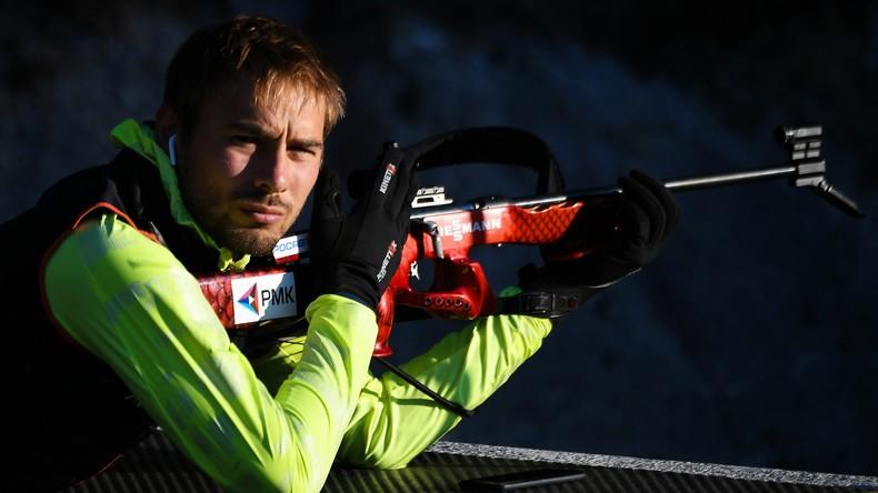 Biathlon: Anton Schipulin beendet seine Karriere