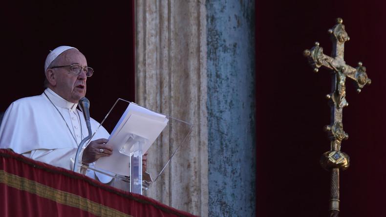 Papst: Verschiedenheit der Menschen ist Reichtum, keine Gefahr