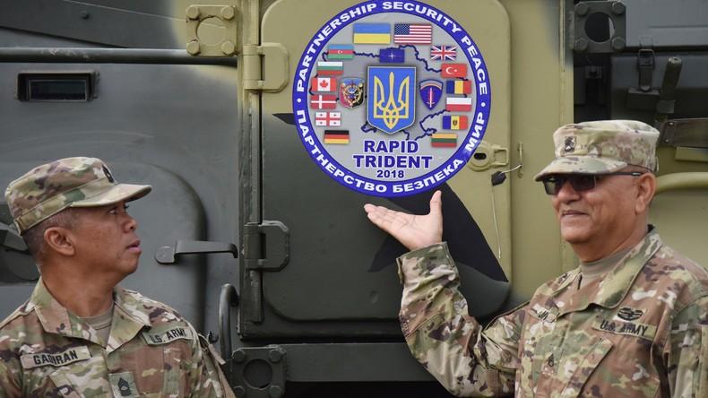 Ukrainischer Verteidigungsminister a.D. bangt um politische Unterstützung des Westens