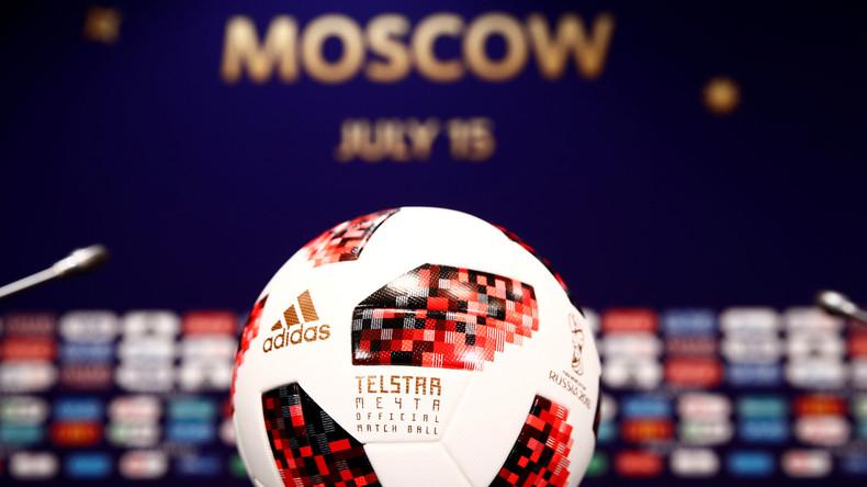 PromaxBDA Awards: RT-Promo zur Fußball-WM 2018 zum besten Promovideo des Jahres gewählt