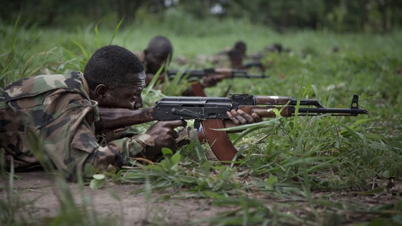 Russland vermittelt Friedensprozess in Zentralafrika: Daraufhin schickt Paris Waffen in die Region