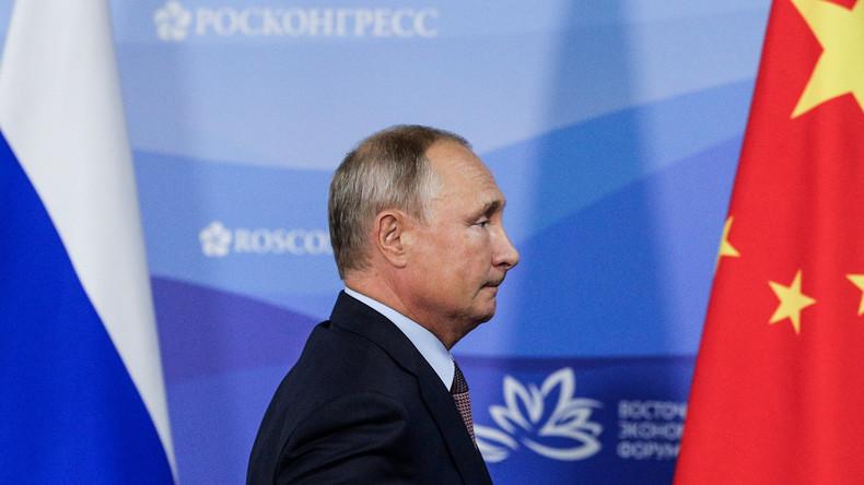 Diplomat: China erwartet Putin als Hauptgast des Neuen-Seidenstraßen-Forums 2019 in Peking