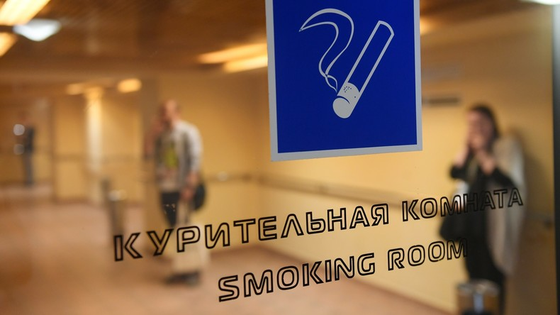Russland entwickelt Plan zur Abschaffung des Tabakverkaufs
