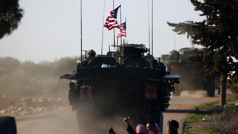 """Politikanalyst: """"Russland hat US-Aggressionspolitik im Nahen Osten gestoppt"""""""