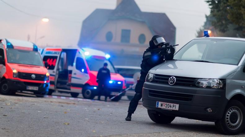 Mehrere Verletzte  bei Überfall auf Klosterkirche in Wien