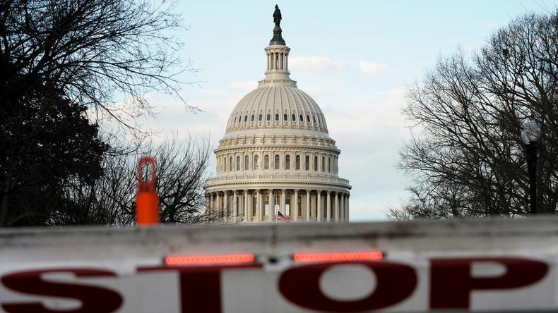 """""""Shutdown"""" in USA bis ins neue Jahr verlängert"""