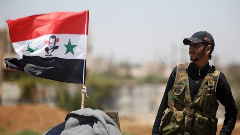 Kurdische YPG bittet Damaskus um Schutz vor Türkei-Offensive: Syrische Armee rückt in Manbidsch ein