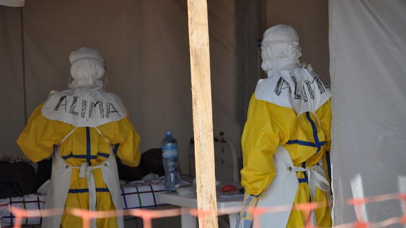 Ebola-Patienten im Kongo nach Klinik-Angriff auf der Flucht