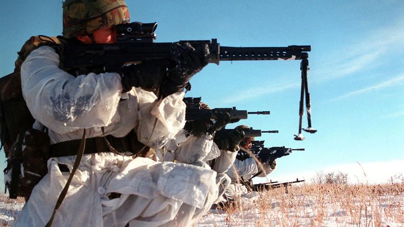 Afrikastämmiger Ex-Soldat verklagt Großbritanniens Militär wegen mangelndem Schutz vor Winterkälte