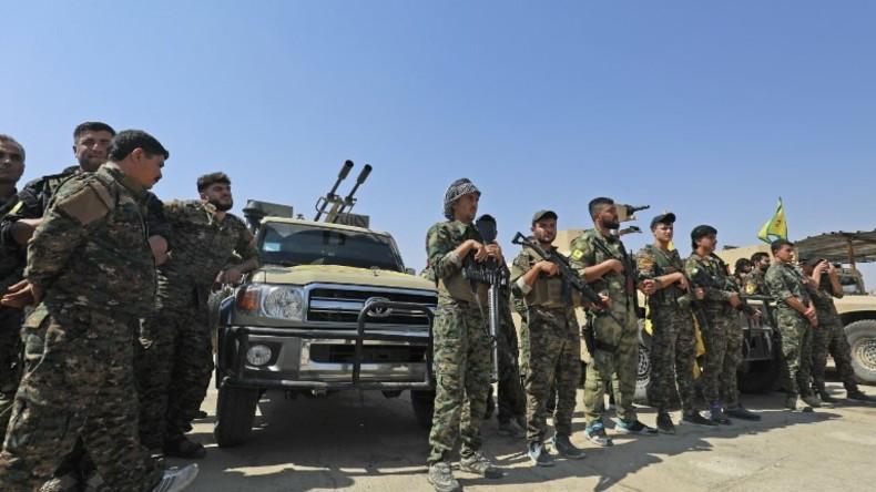Türkei warnt Macron vor Konsequenzen, wenn dieser weiter Kurdenmiliz YPG in Syrien unterstützt
