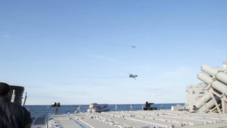 Russische Marine warnt: USA erhöhen Anzahl ihrer Hochpräzisionswaffen an russischer Grenze