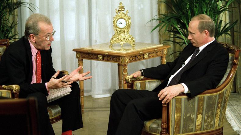 Moskau: Wenn RT aus Großbritannien geschmissen wird – dann fliegt BBC aus Russland