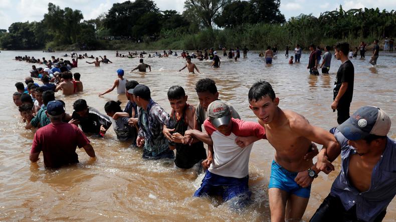 Massenmigration – Viele Verlierer, wenig Gewinner