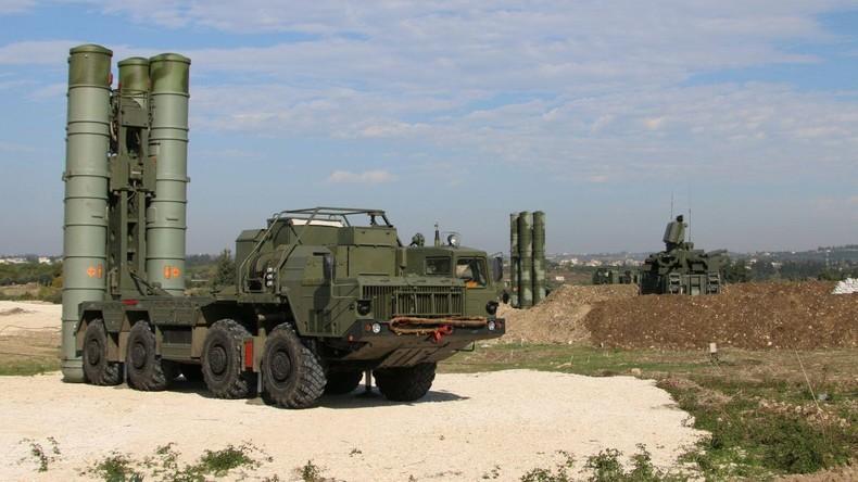 Türkei: Wir haben nicht die Absicht, USA Zugang zu unseren S-400-Systemen zu verschaffen