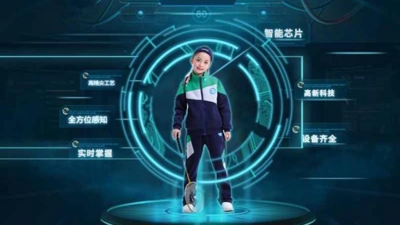 Uniform mit GPS-Tracking und Gesichtserkennung: Hightech Features in chinesischen Schulen