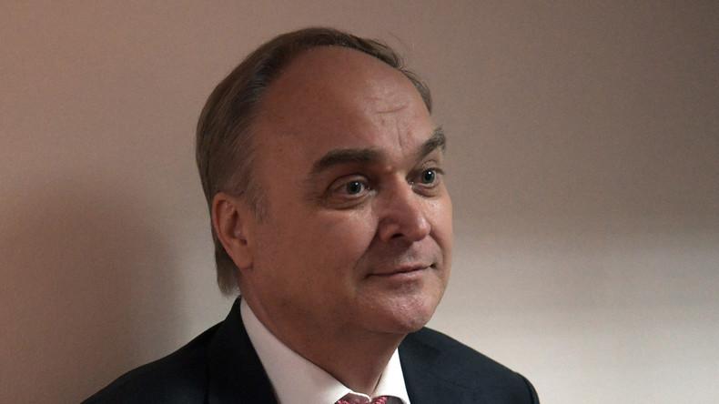 Russischer Botschafter: 2018 – Jahr der verpassten Chancen für Beziehungen zwischen Russland und USA