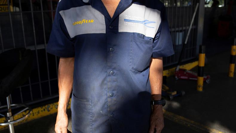 """Venezuela übernimmt Kontrolle über Goodyear-Reifenfabrik – nach Schließung """"wegen Rohstoffmangels"""""""