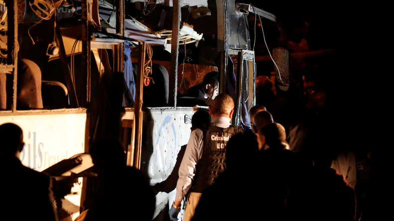Nach Anschlag in Ägypten: Polizei tötet 40 mutmaßliche Terroristen