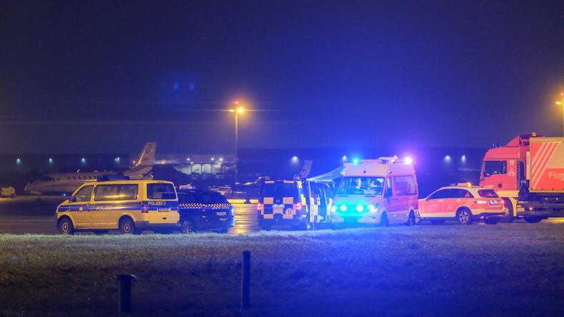 Autofahrer unter Drogen legt Flughafen Hannover für Stunden lahm