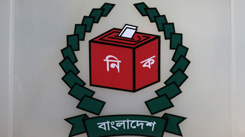 Wahllokale in Bangladesch geöffnet