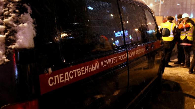 Vier Menschen sterben bei Hubschrauberunglück in Sibirien