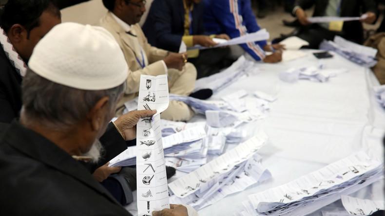 Regierungspartei gewinnt Parlamentswahl in Bangladesch