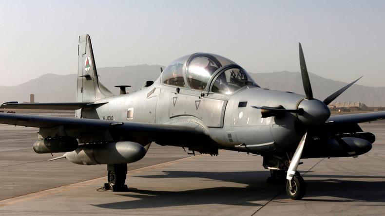 Afghanische Luftwaffe tötet 28 IS-Kämpfer bei Operation in Provinz Nangarhar