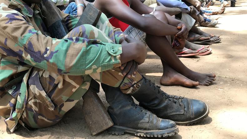 Für eine Handvoll Dollar: Saudis setzen im Jemenkrieg sudanesische Kindersoldaten ein