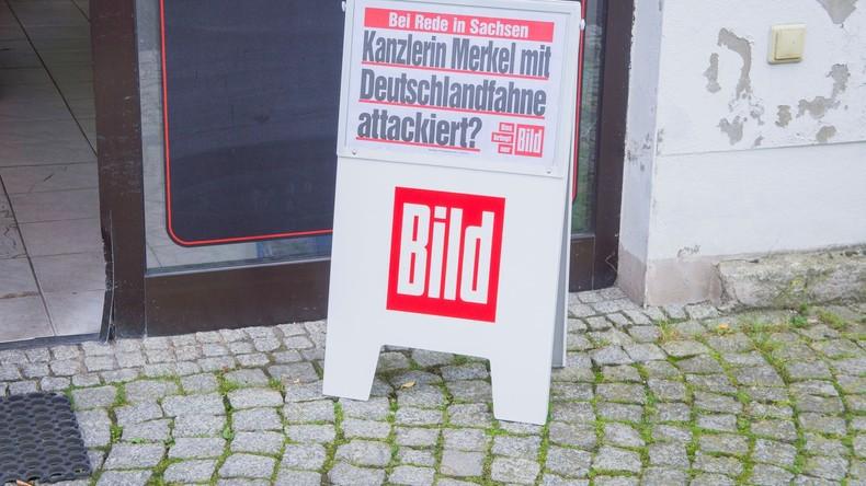 """""""Bild Politik"""" – Springer will Spiegel und Focus mit Wochenmagazin Konkurrenz machen"""