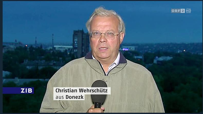 """""""Kein Verständnis für objektive Berichterstattung"""": Ukraine nimmt ORF-Korrespondenten ins Visier"""