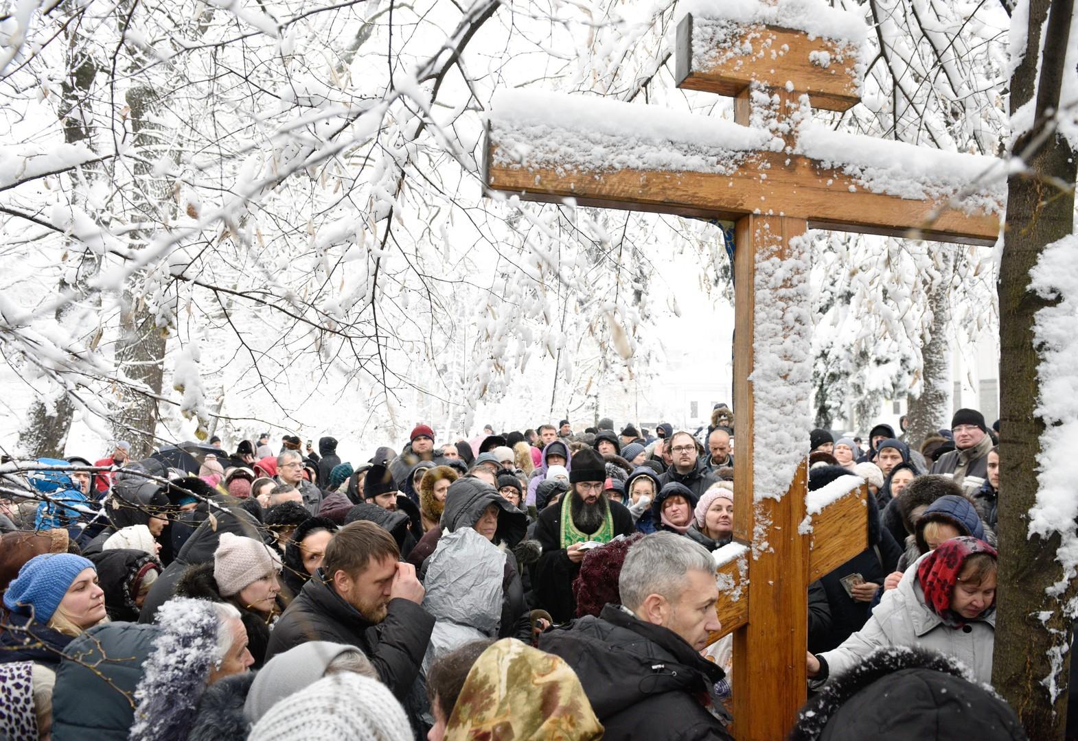 Patriarch Kirill appelliert an Merkel, Macron, OSZE und UNO: Kirche in der Ukraine wird verfolgt
