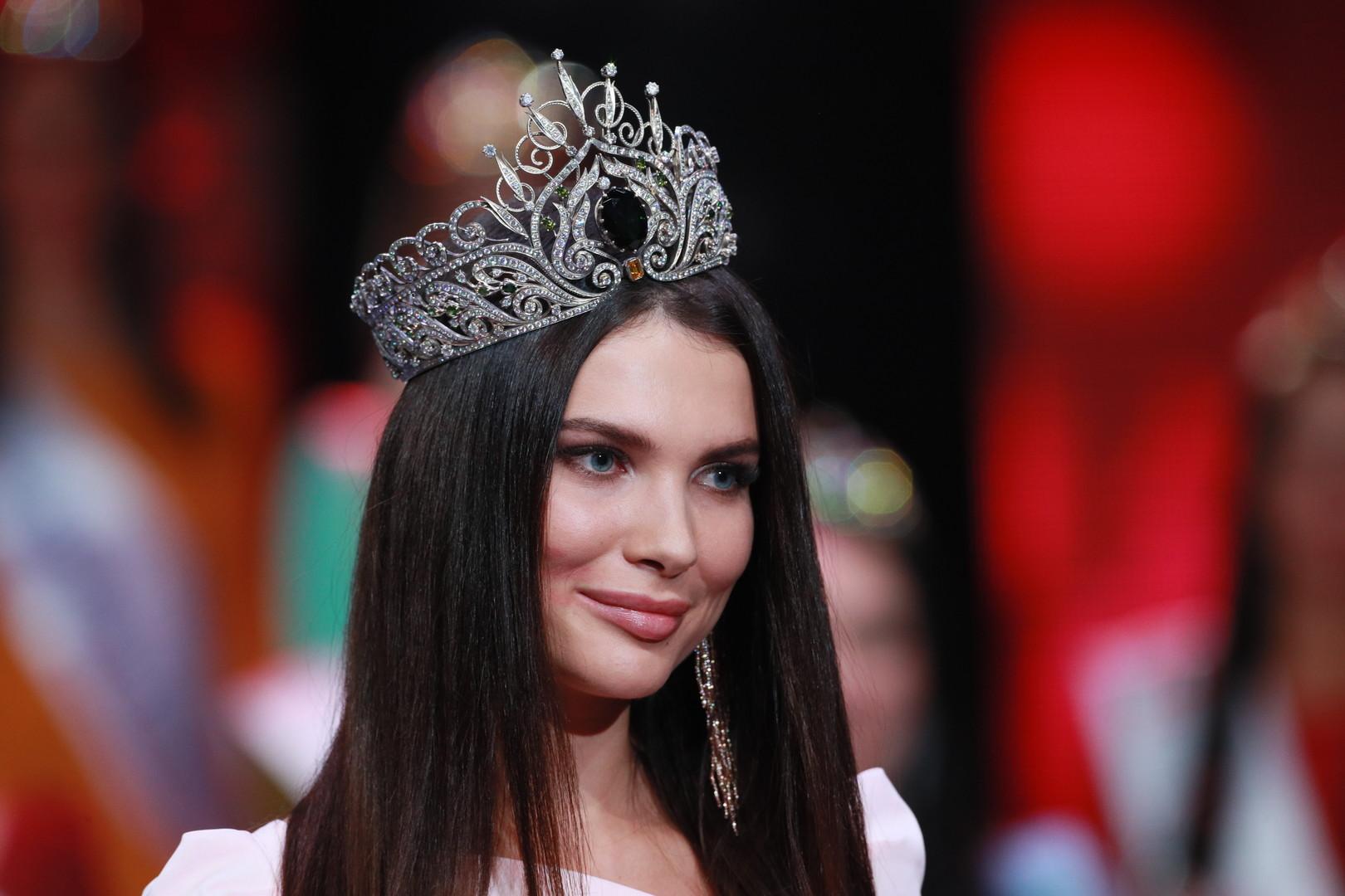 """Die neue """"Miss Moskau 2018"""" heißt Alesja Semerenko"""